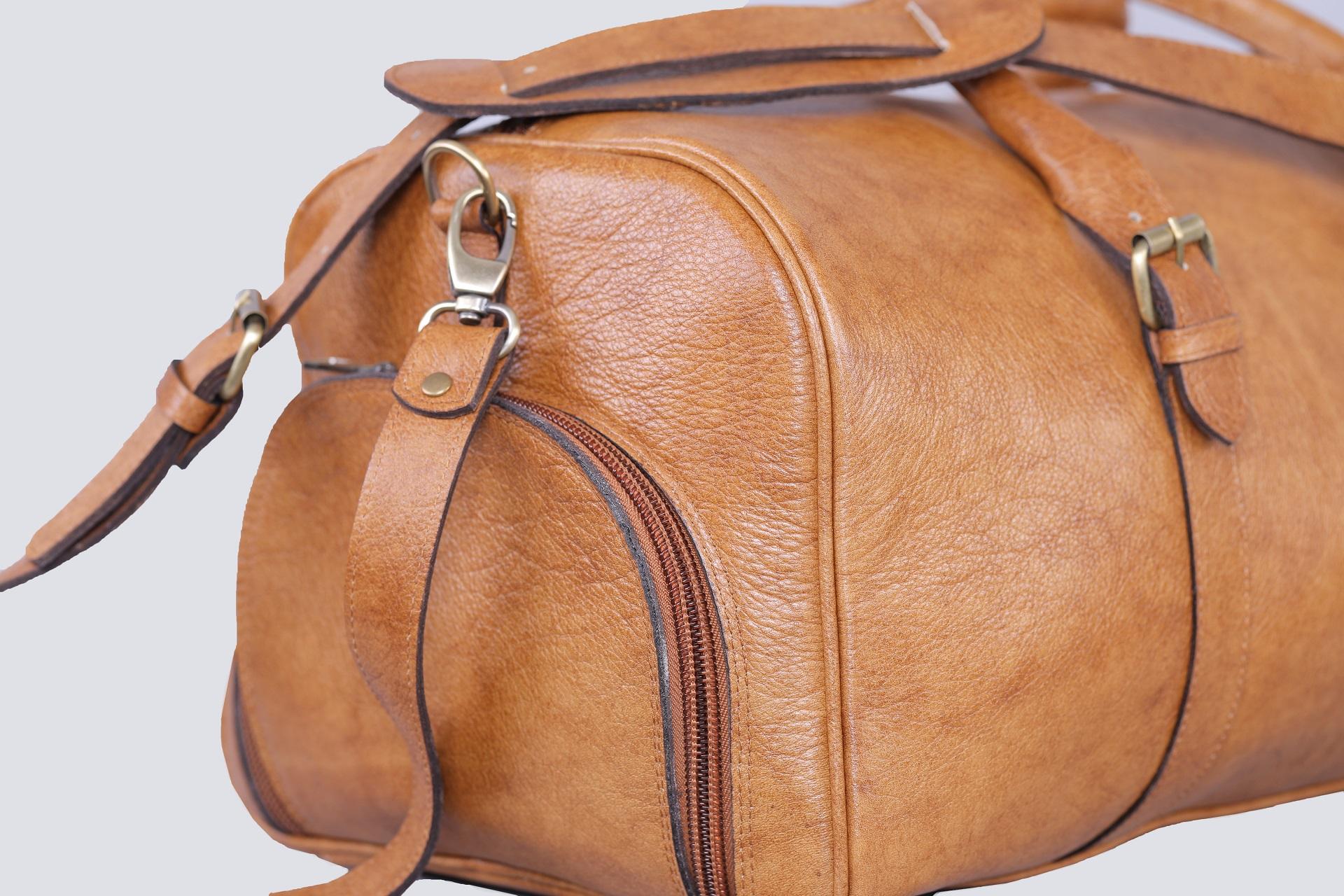The Partner travel bag